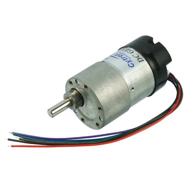 DC Geared Motor with Encoder SPG30E-270K