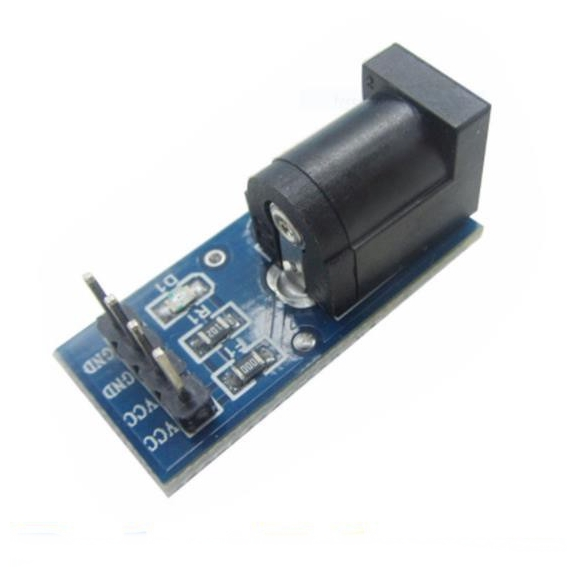 DC Power Adapter Jack Socket Plug Module Board 5.5mm X 2.1mm