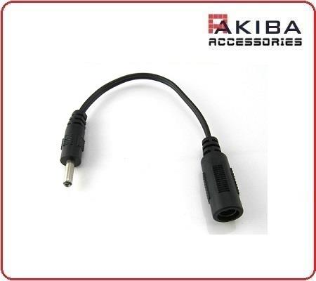 Dc Power Cable 5.5mm To 3.0mm (3.0X1.35mm) Adapter Security CCTV