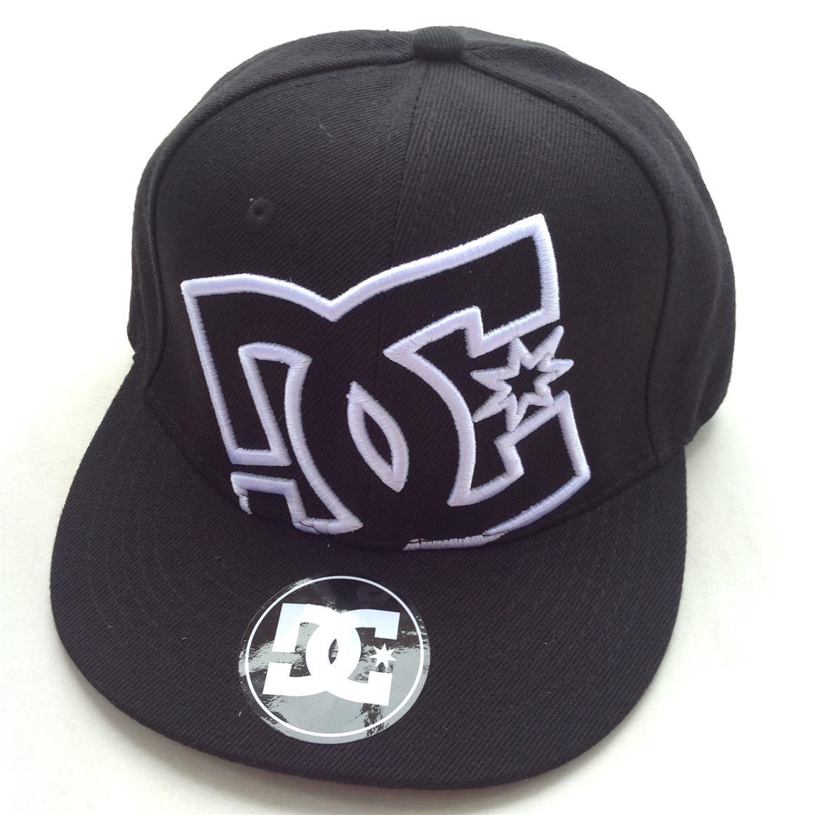 DC Snapback Hip Hop Baseball Caps - (end 1 26 2017 7 50 PM) 33f30f1e31c