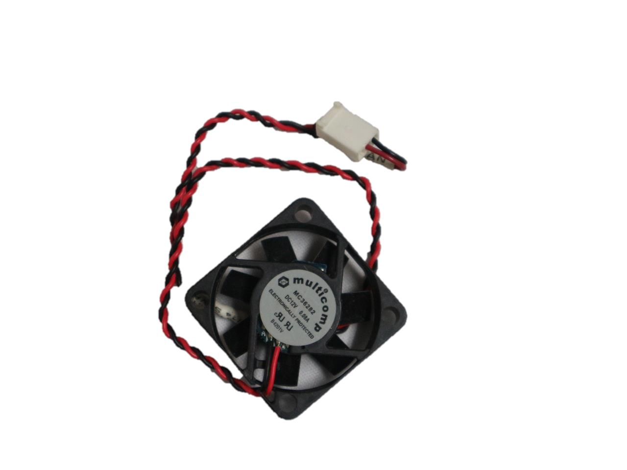 DC12V 0.08A Cooling Fan 40x40mm