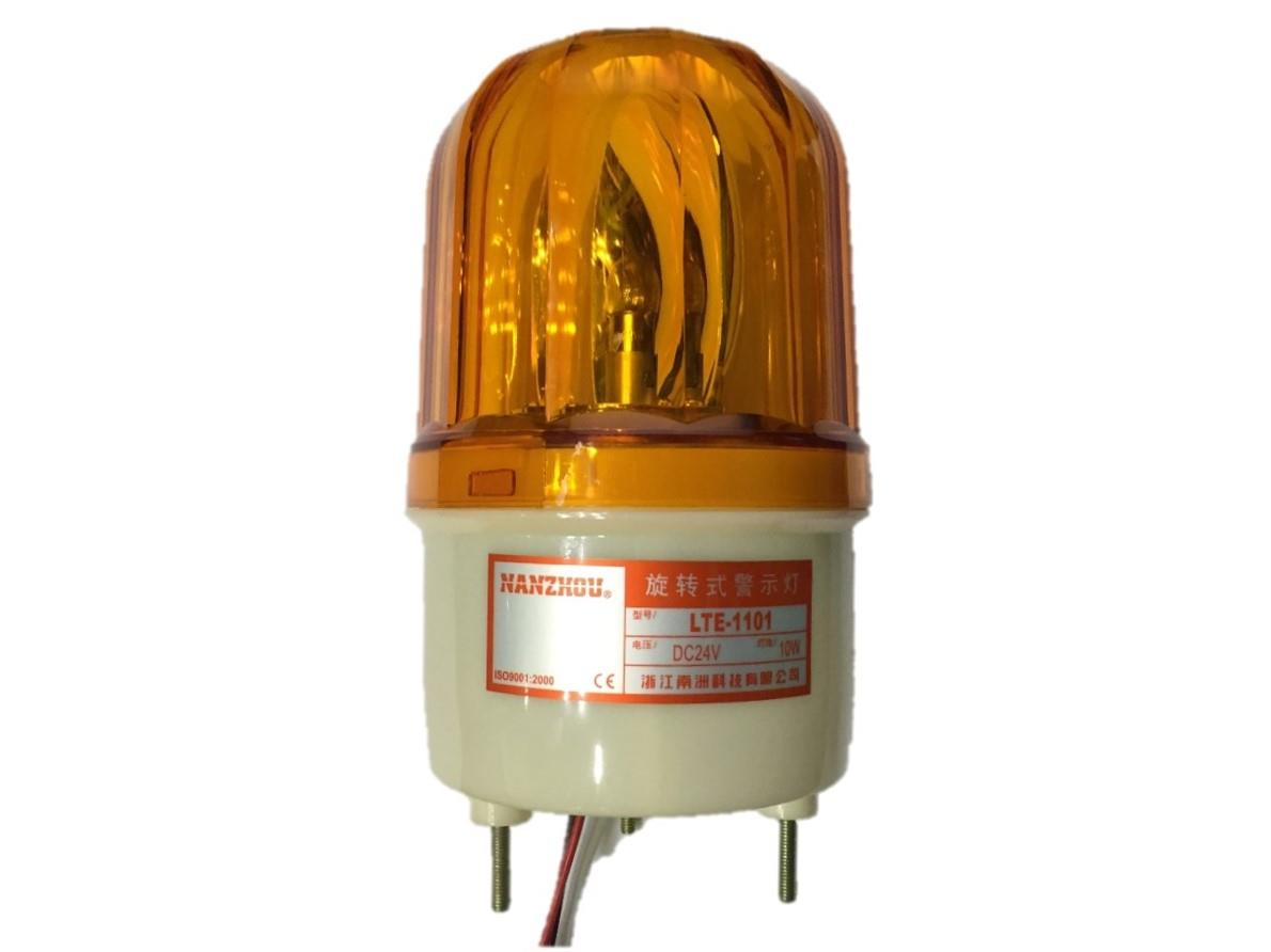 DC24V Amber Warning Light
