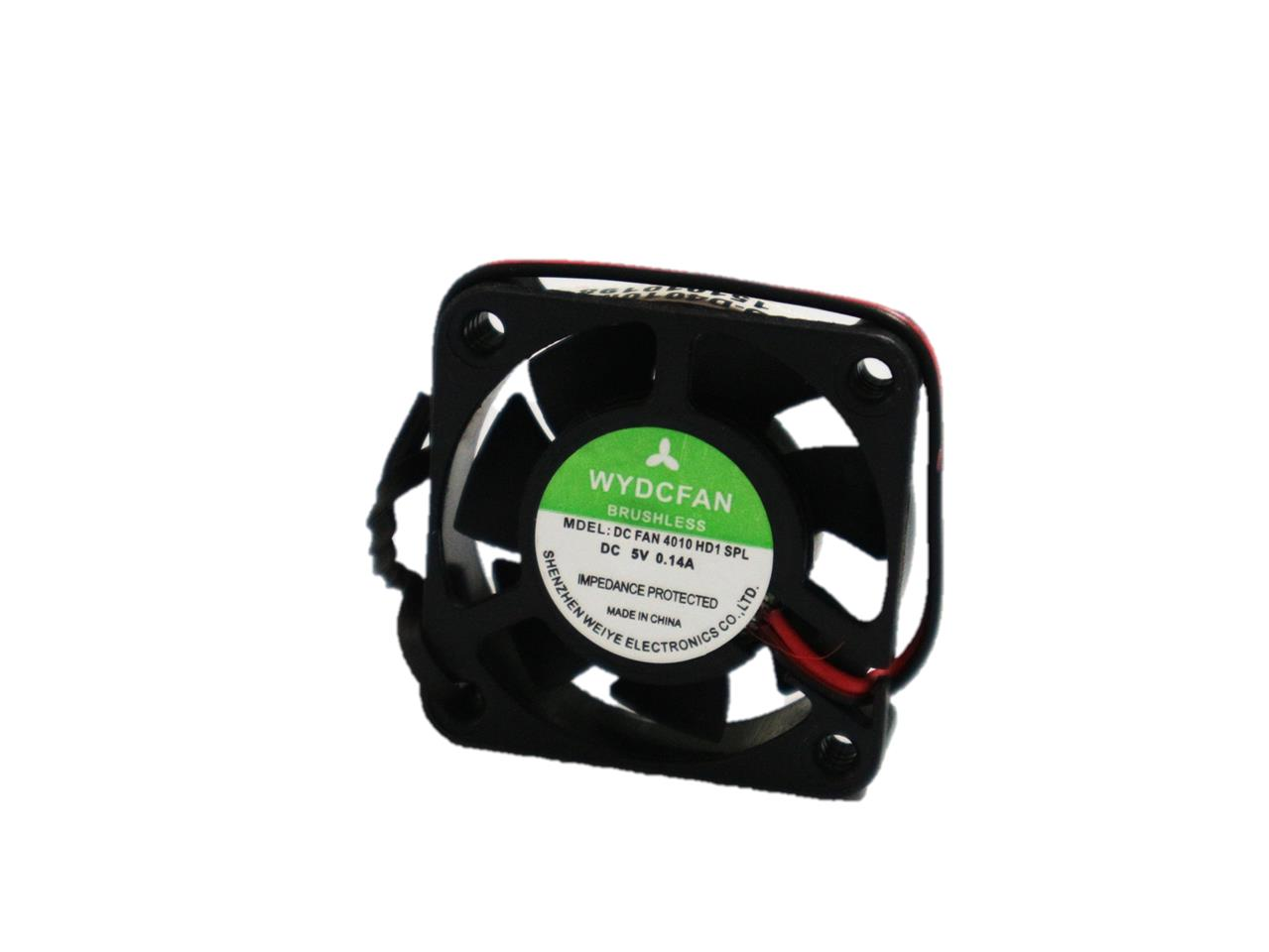 DC5V 0.14A Brushless Cooling Fan 40x40mm