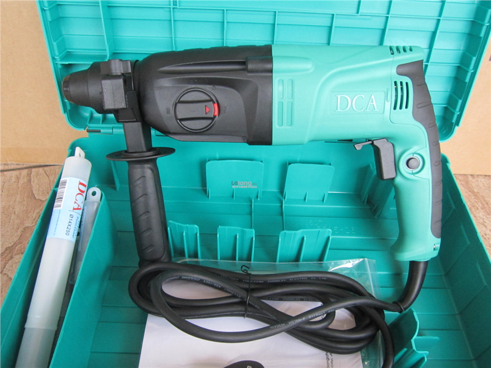 DCA 720W 26mm SDS-Plus Rotary Hammer Drill