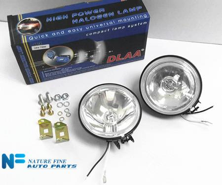 DDLA High Power Halogen Lamp H3 24v 70w (Clear)