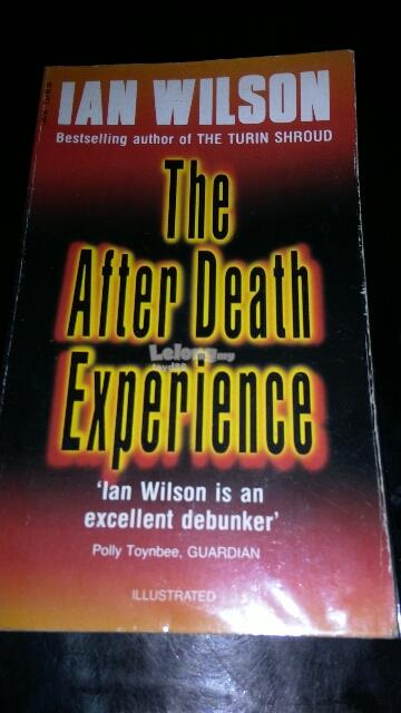 THE AFTER DEATH EXPERIENCE BOOK - IAN WILSON