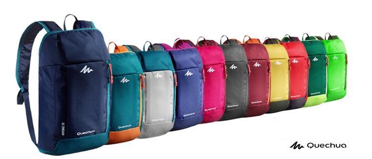 c5d93ceb4faa Decathlon QUECHUA Adults Kids Outdoor Backpack Mini Small Bookbags