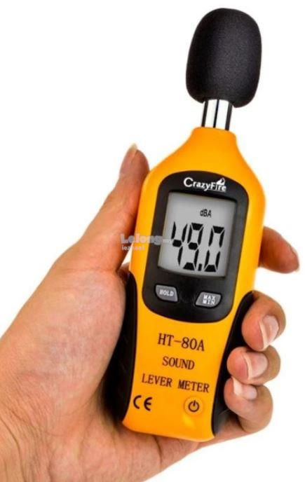 decibel meter, digital sound level m (end 7 31 2018 2 15 pm)decibel meter, digital sound level meter ht 80a audio noise measure de \u2039 \u203a