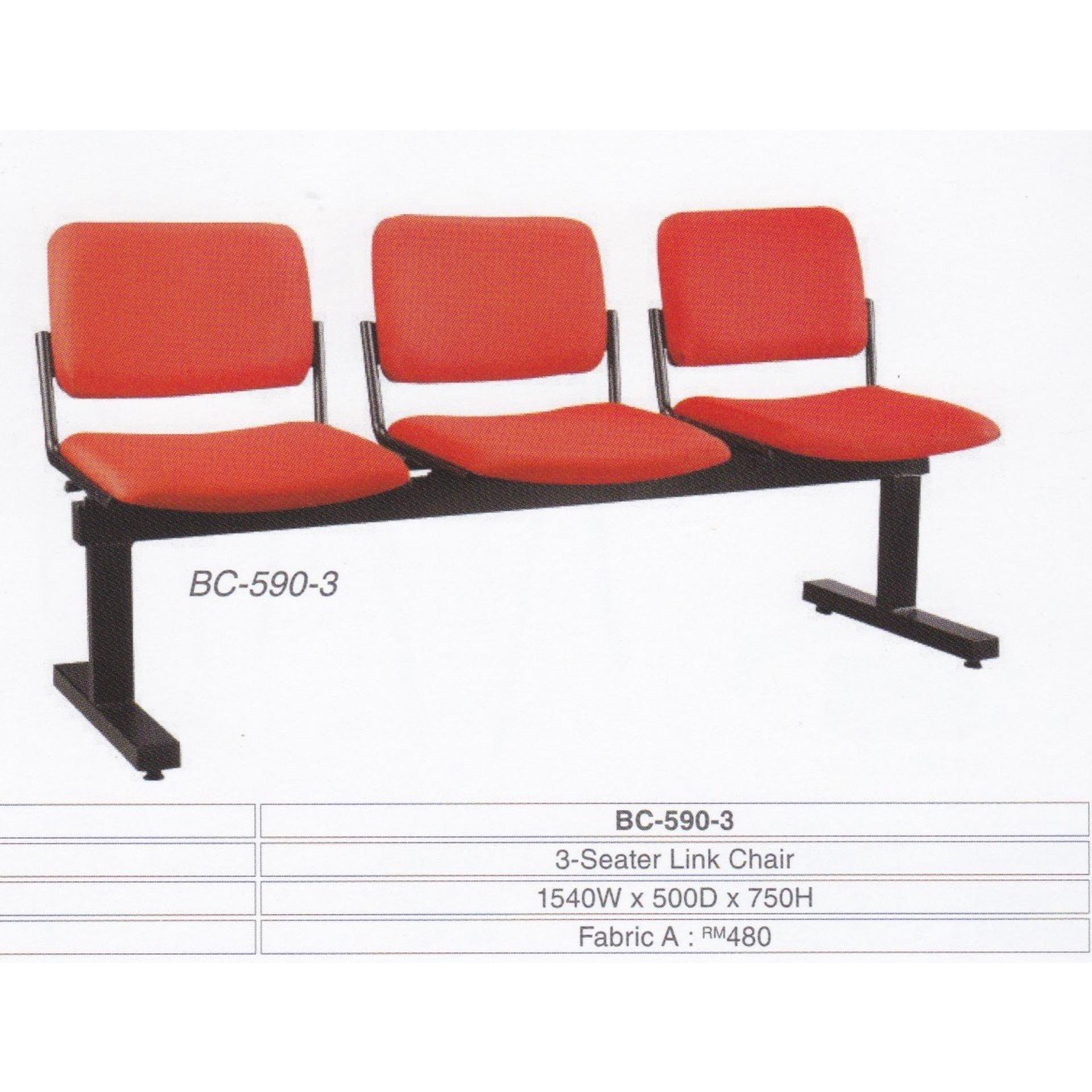 Surprising Deco Waiting Area 3 Seater Link Cushion Chair Hall Clinic Office Pabps2019 Chair Design Images Pabps2019Com