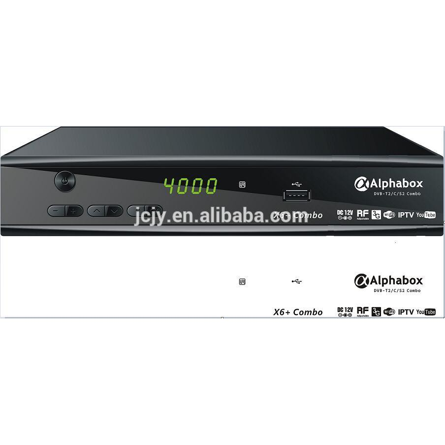 Alphabox X6 Decoder