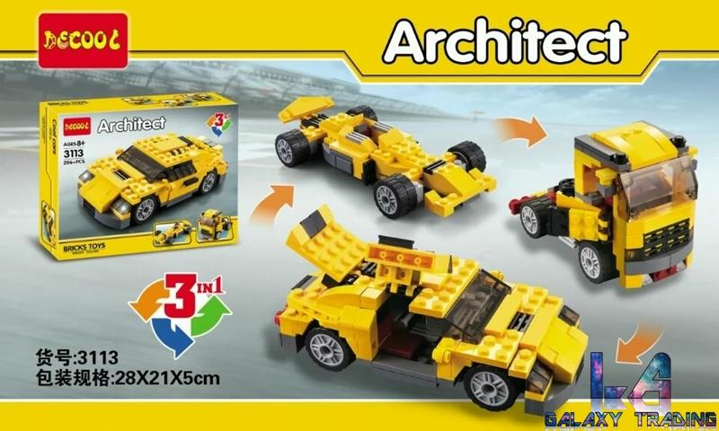 decool-3113-architect-cool-cars-3-1-buil