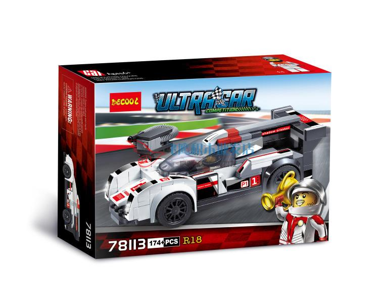 Decool 78113 Speed Champions Audi R End 8 24 2018 11 15 Pm