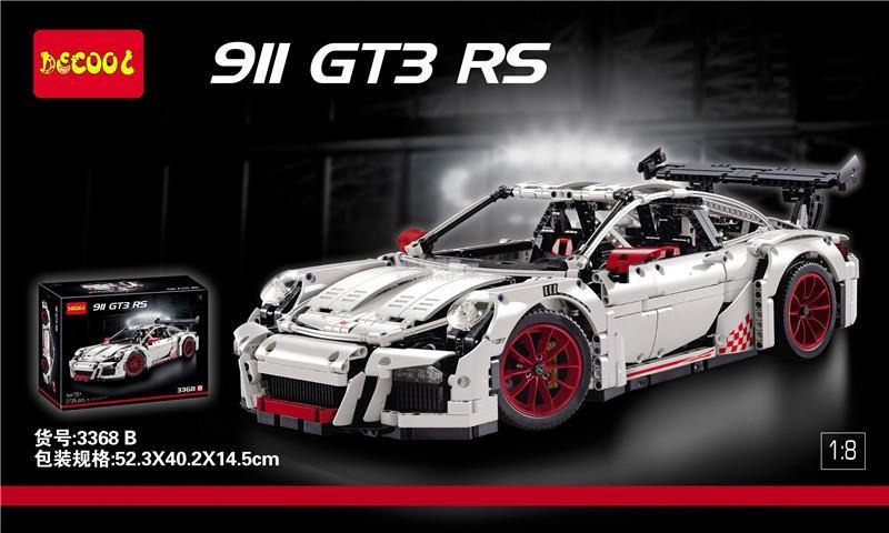 Building A Gt Race Car