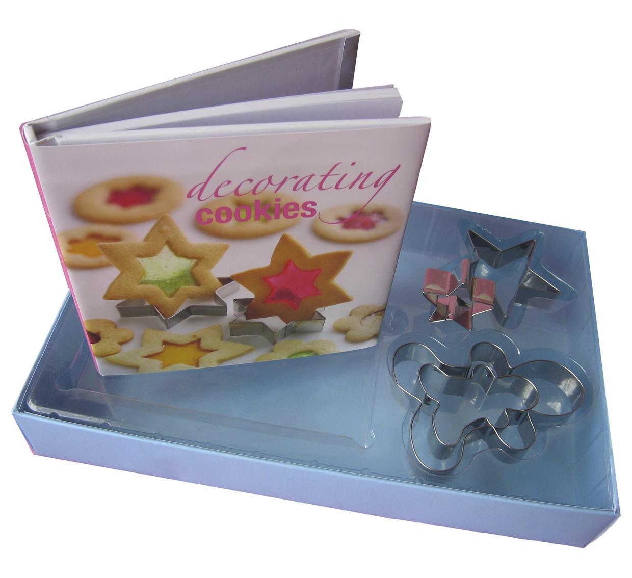 The Decorating Cookies Kit (Hardcover)