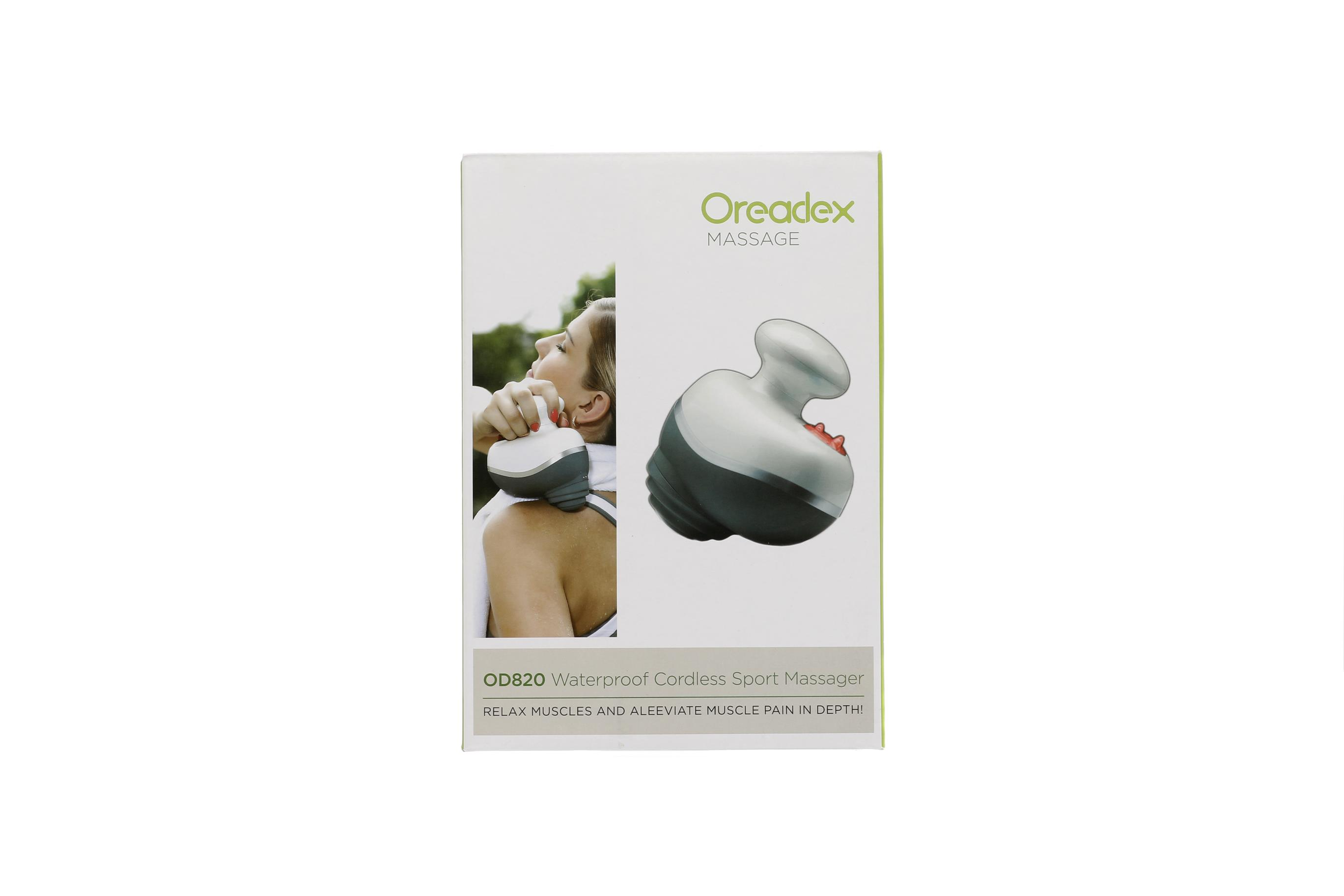 Deep Percussion Massager