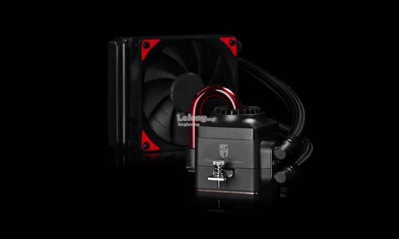 # DeepCool Captain 120 EX AIO Watercooling # AM4 Ready