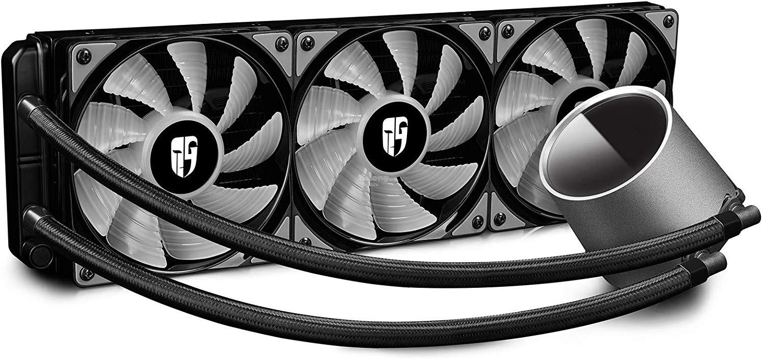 DEEPCOOL CASTLE 360 RGB V2 AIO CPU LIQUID COOLER