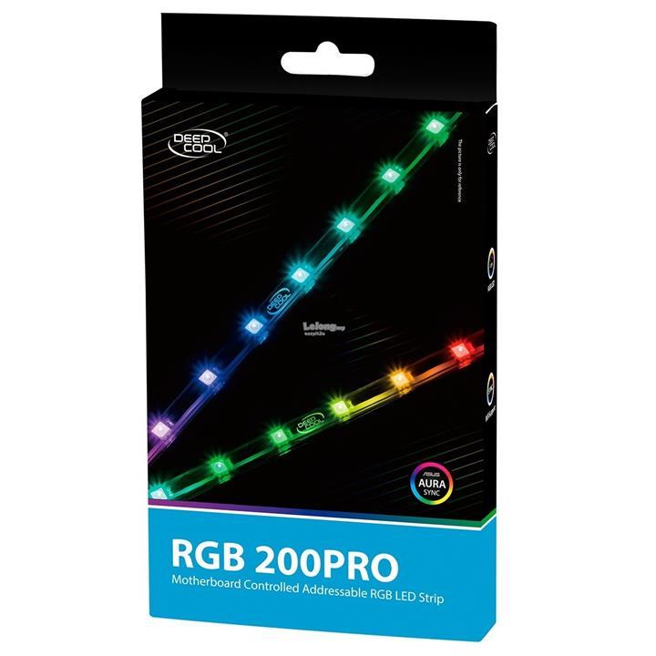 huge selection of 20d03 b32ce DEEPCOOL RGB 200 PRO LED LIGHTING STRIP