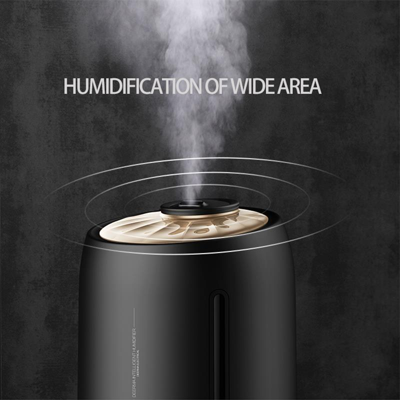 Deerma F600 Ultrasonic Touch Screen Aroma Diffuser Air Humidifier 5L