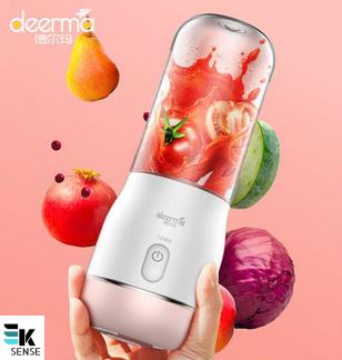 Deerma NU08 Portable Cordless Mini Fruit Juicer Bottle