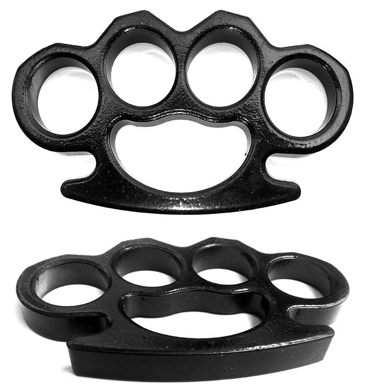 Self Defence Thick Brass Knuckles