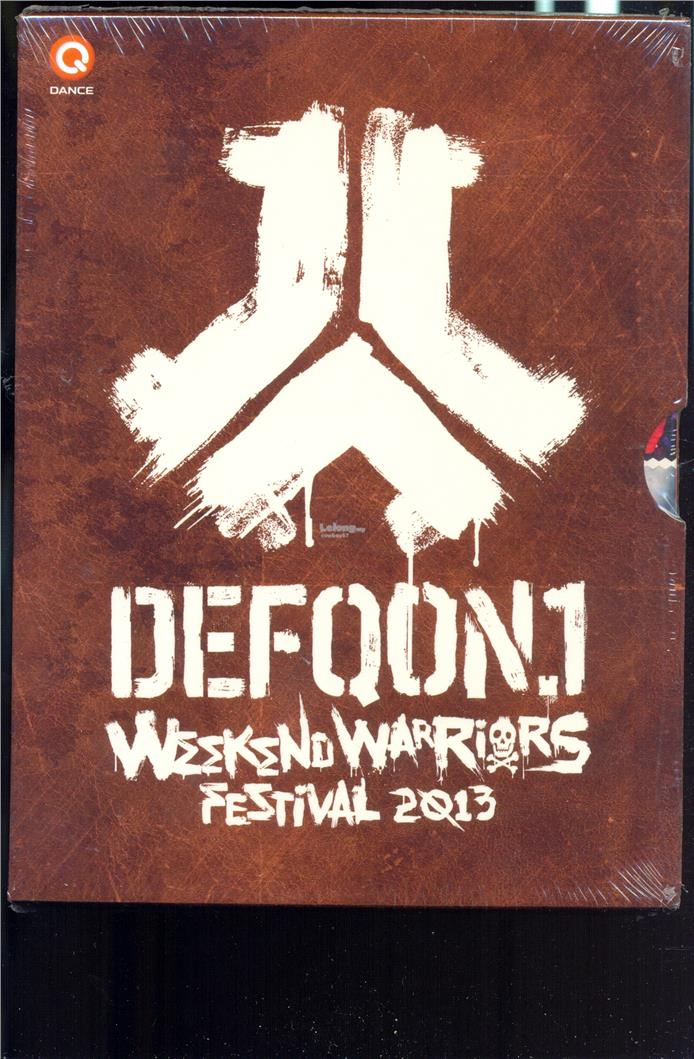 Defqon.1 - Weekend Warriors Festival 2013 - New DVD