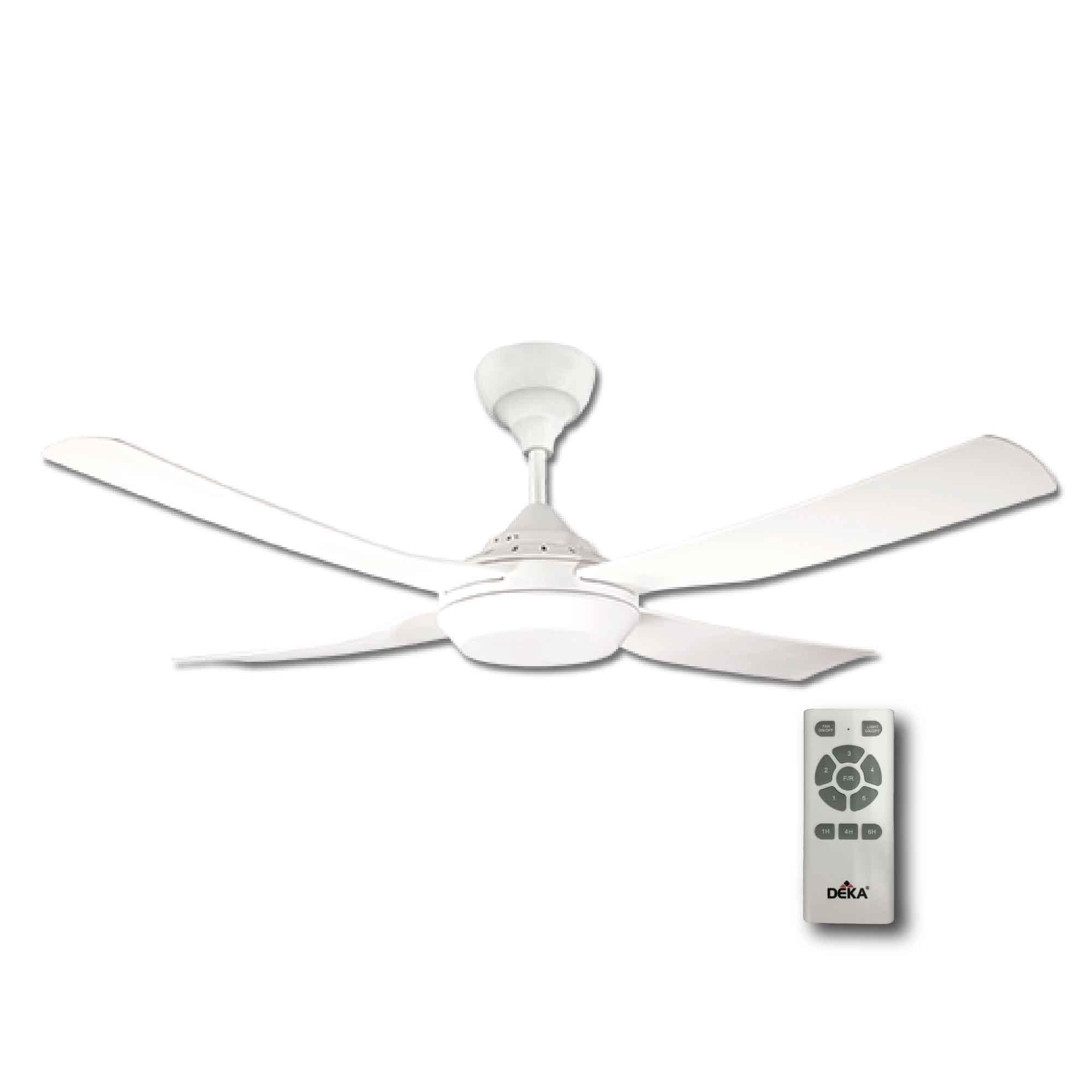 """Deka Ceiling Fan DCX 52"""" DC Motor 4 end 5 3 2020 3 26 PM"""