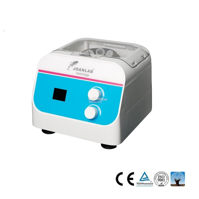 Dekstop Mini PRP Blood Digital Lab Centrifuge Machine Laboratory