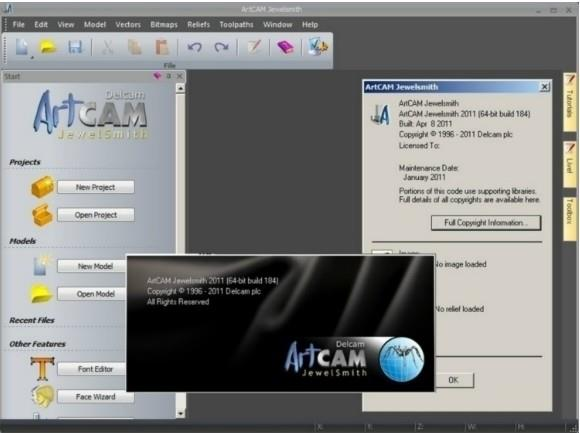 ArtCAM 2012 Software Sales