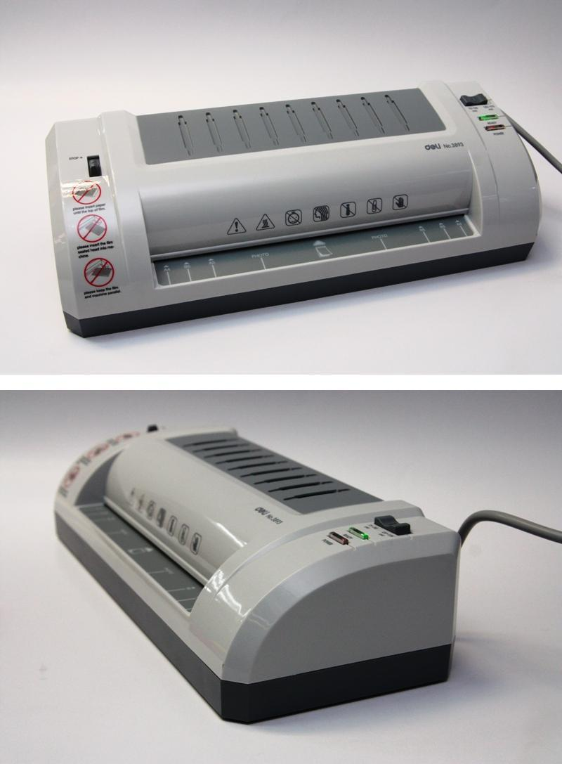 deli Laminating Machine Laminator A4 Size