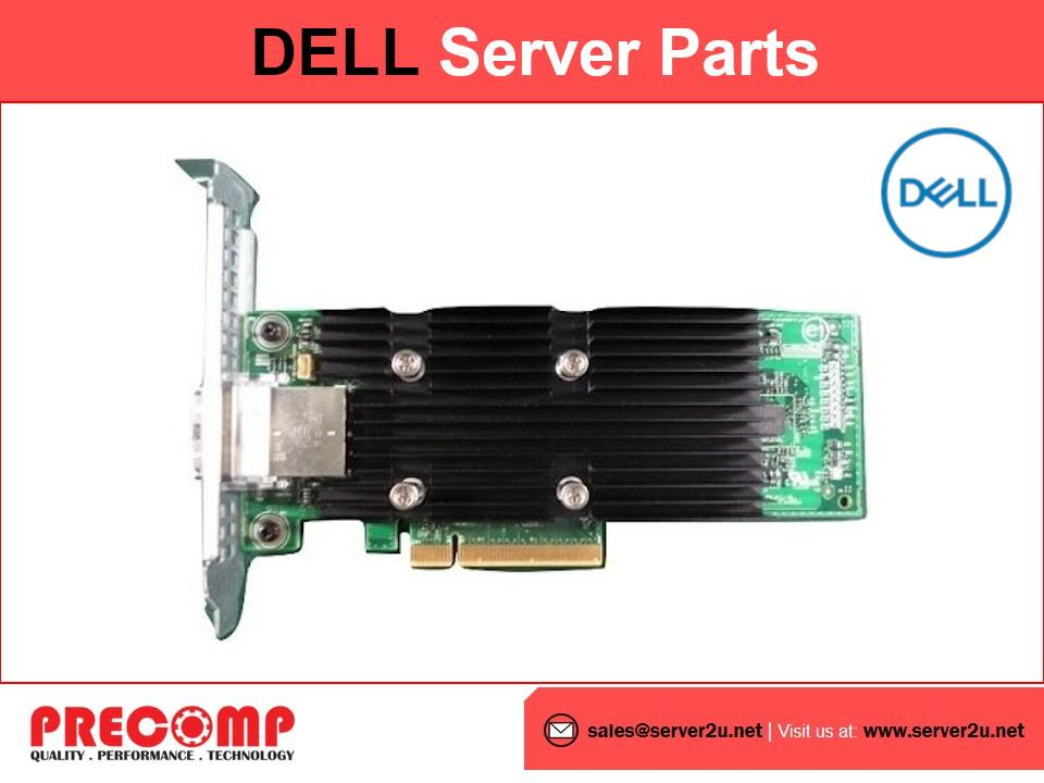 Dell 12Gbps SAS HBA External Controller - Full Height