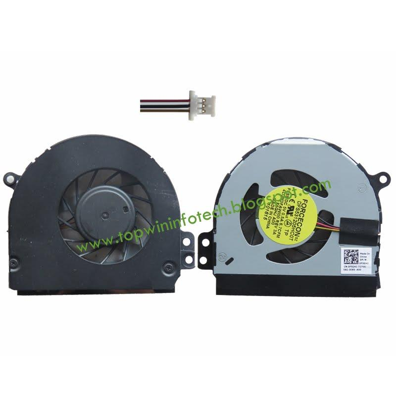 DELL 13R 14R N4010 1464 1564 P08F P09G 1764 COOLING FAN