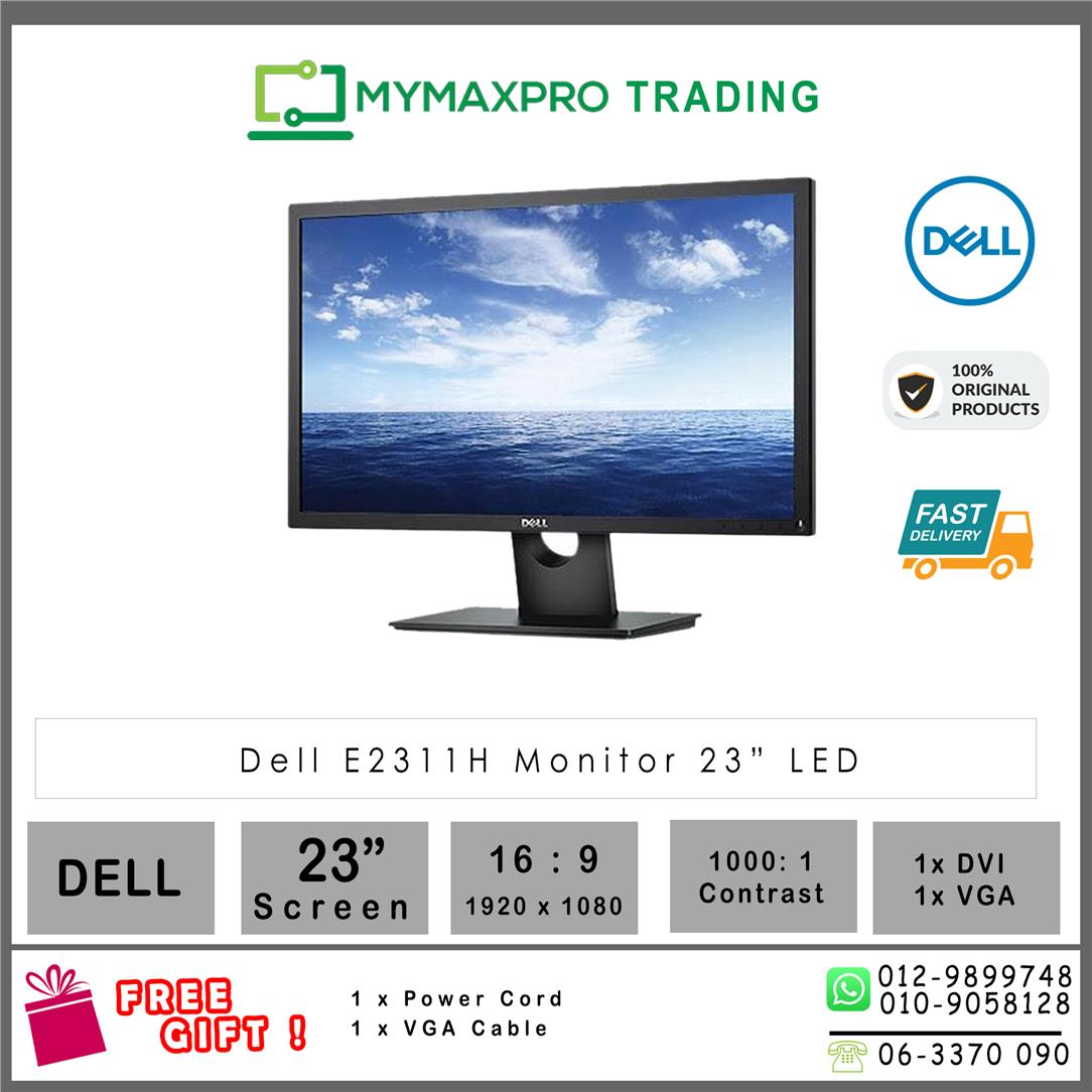 DELL 23' LED Monitor E2311Hf replace E2311H E2011H E2214H E2210 E2213H