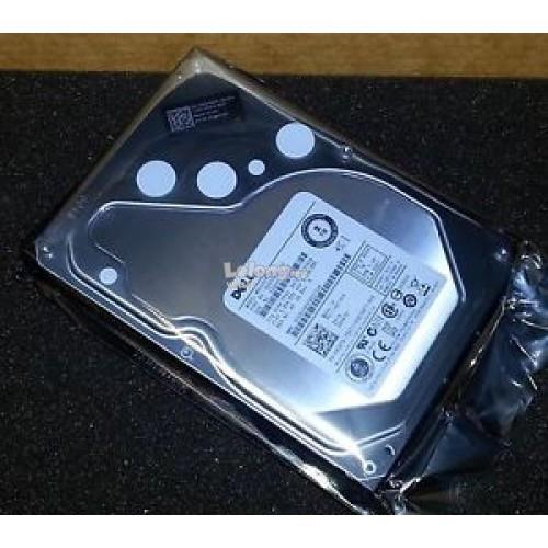 DELL 2TB 7.2K RPM 12GB/S SAS 2.5' HARD DISK - 0XY986