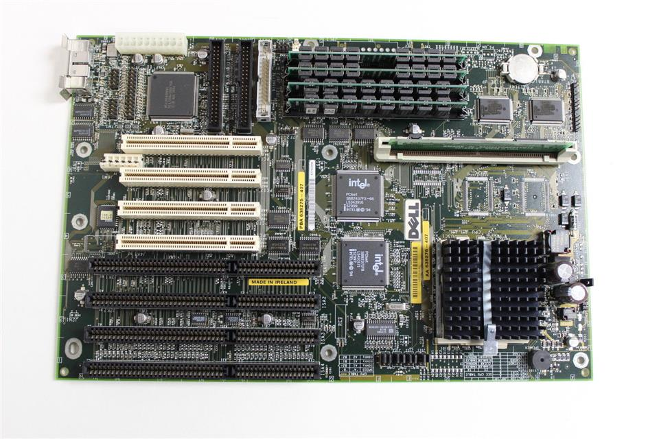 DELL 65932 SYSTEM BOARD MOTHERBOARD XPS PXXXC WITH CPU MEMORY