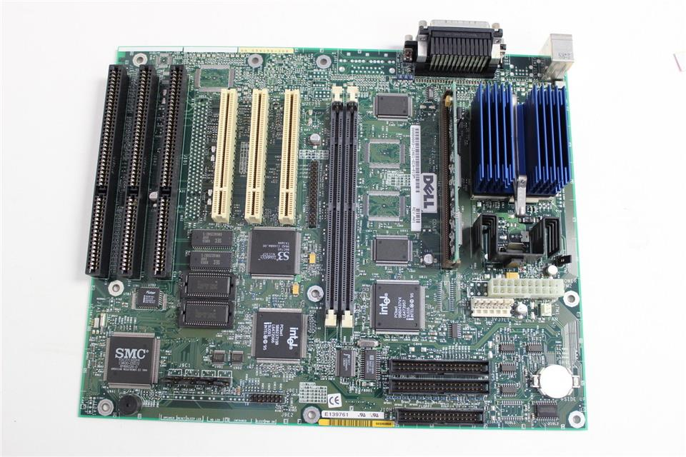 DELL 80803 SYSTEM BOARD MOTHERBOARD DIMENSION XPS P200V WITH P200 CPU