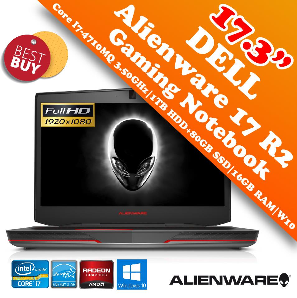 Dell Alienware 17 R2 Professional Gaming Notebook Special Offer Deal!!