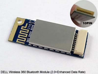 DELL BLUETOOTH 360 V2.1 MODULE