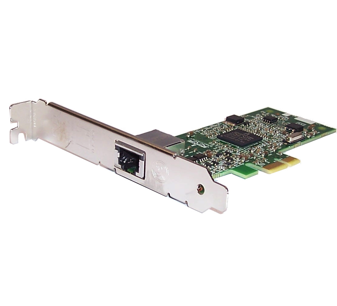 Dell Broadcom Single Port Network Nic Card PCIe NetXtreme 09RJTC CN-09