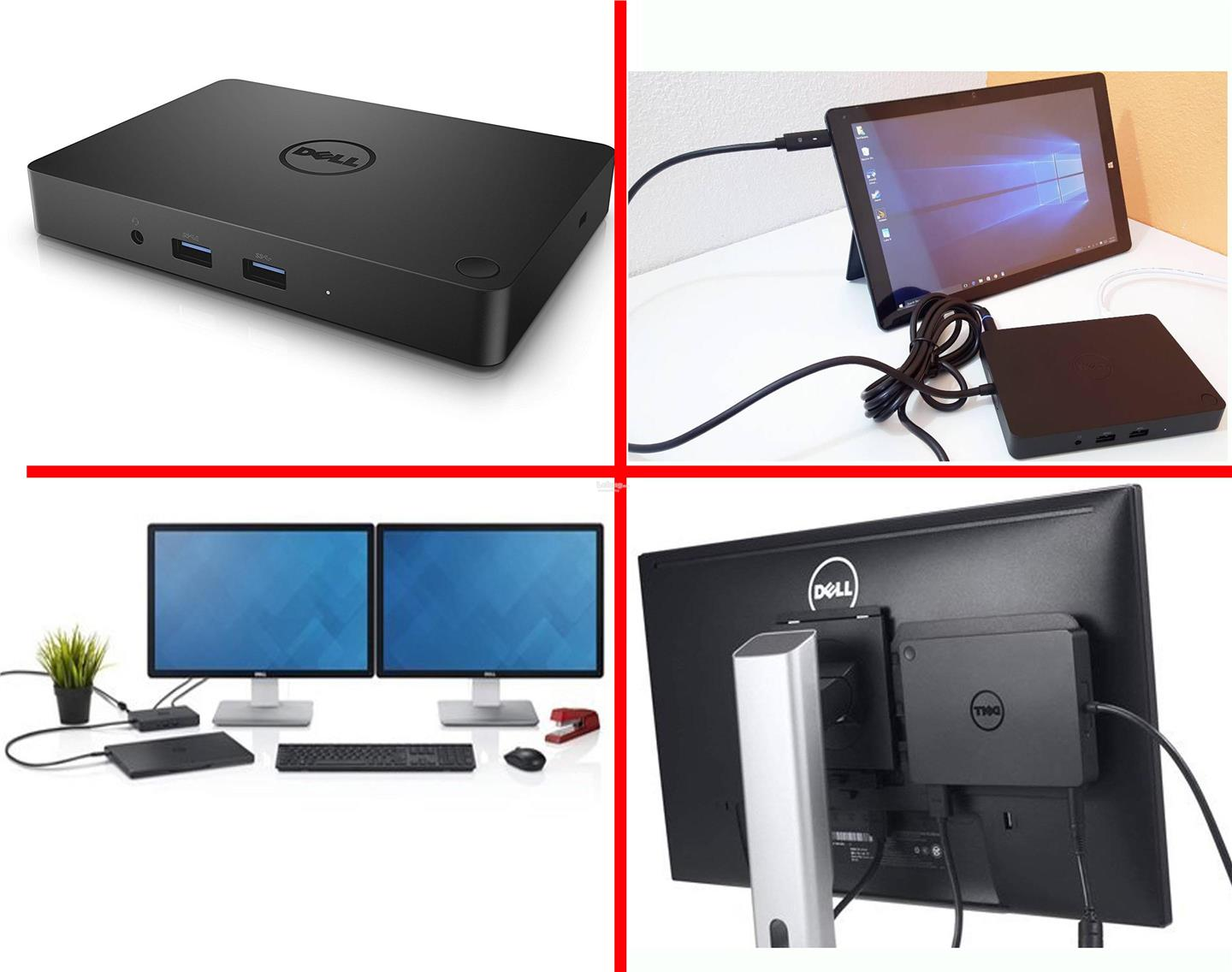 Dell Wd15 Docking Station 3 Monitors Anti Feixista