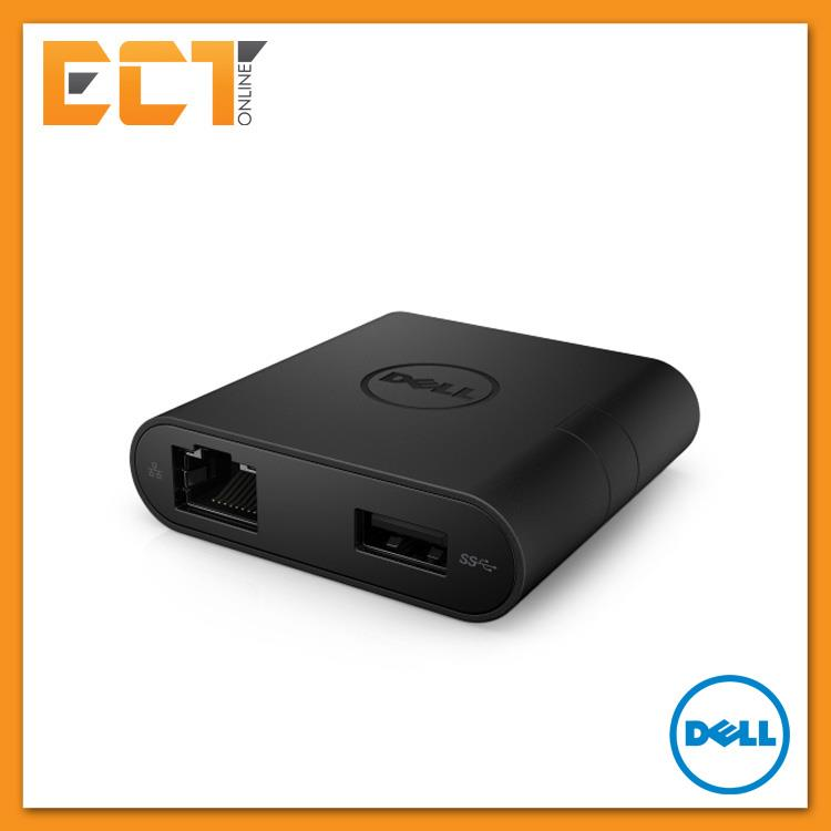 Dell DA100 Adapter (USB 3.0 to HDMI/VGA/Ethernet/USB 3.0)