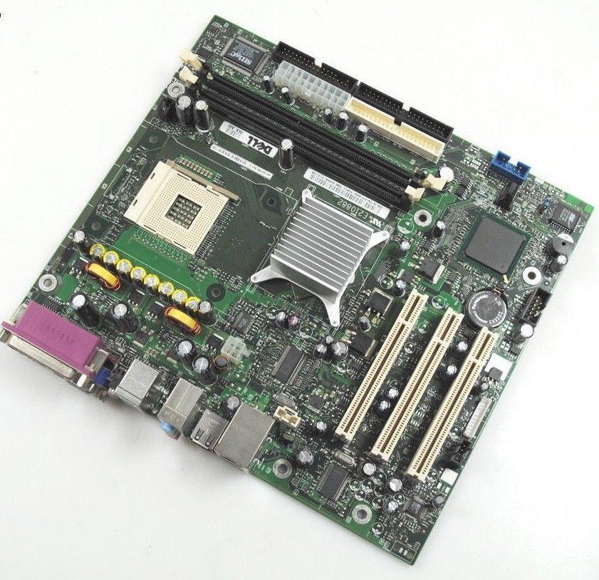 Dell Dimension 3000 Motherboard s478 DDR1 TC666 0TC666
