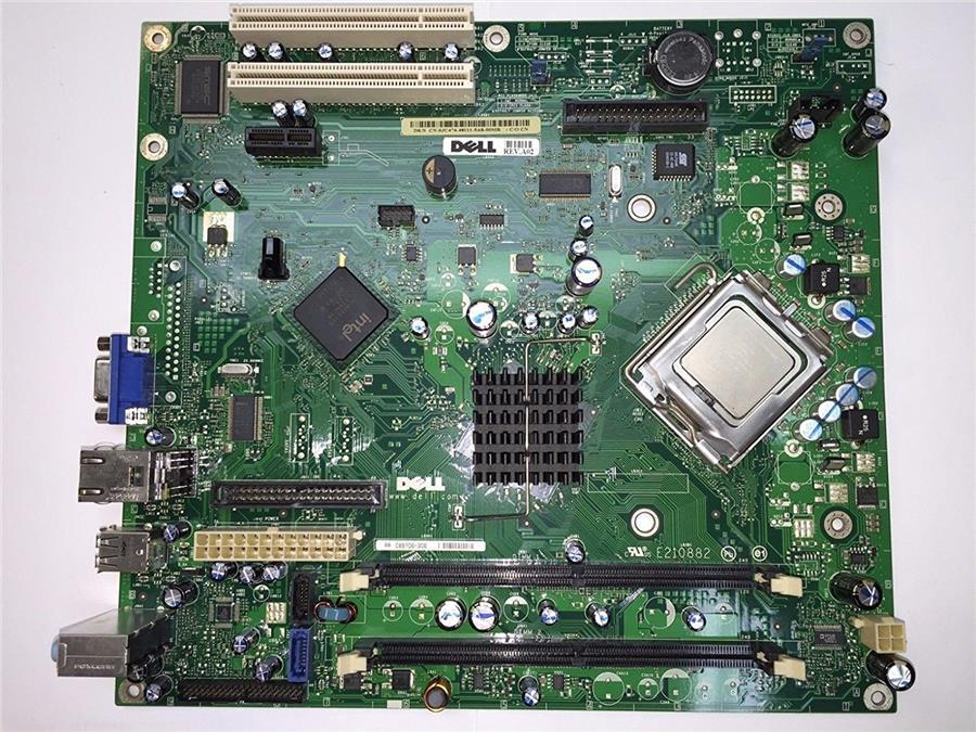 Dell Dimension 3100 E310 MT 775 Intel Motherboard JC474 0JC474