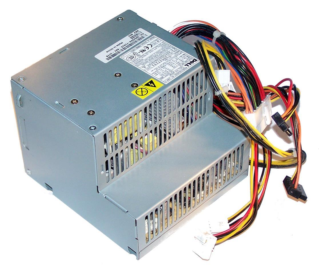 Dell Dimension C521 DT 280W Power Supply PSU MH596 MH595 RT490 NH429