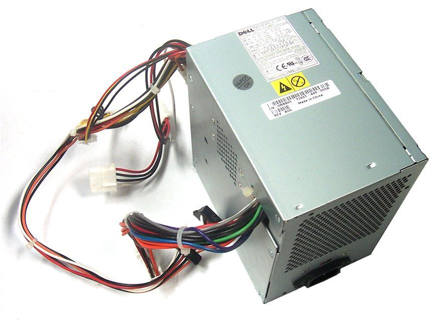 DELL Dimension E510 E520 E521 E310 MT 305W Power Supply PSU