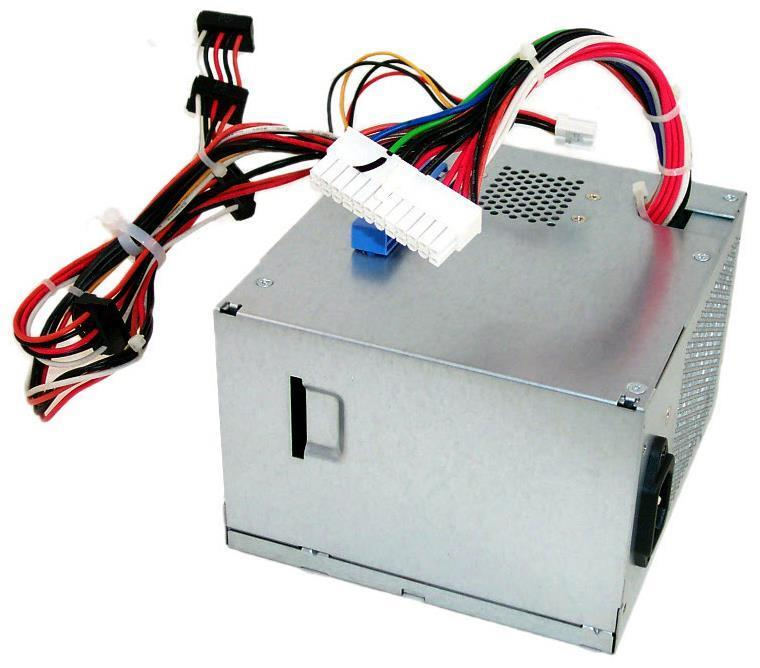 Dell Dimension E520 MT 305W Power Supply PSU MK9GY NH493 P192M