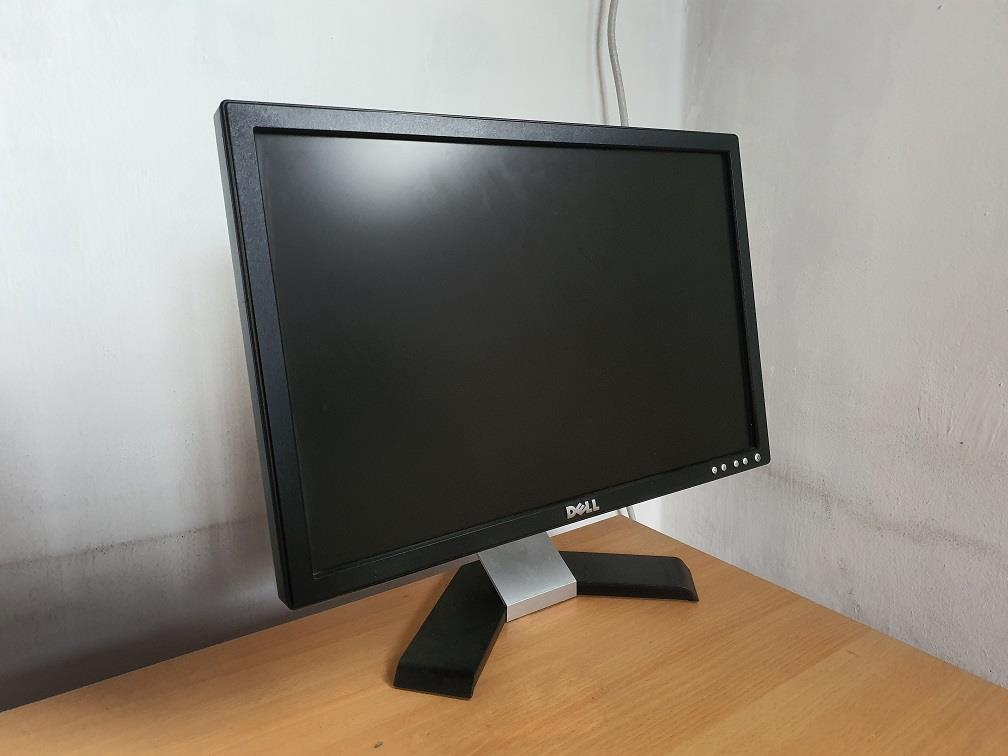 "Dell E198WFP 20"" 900p 75Hz VGA DVI Monitor"