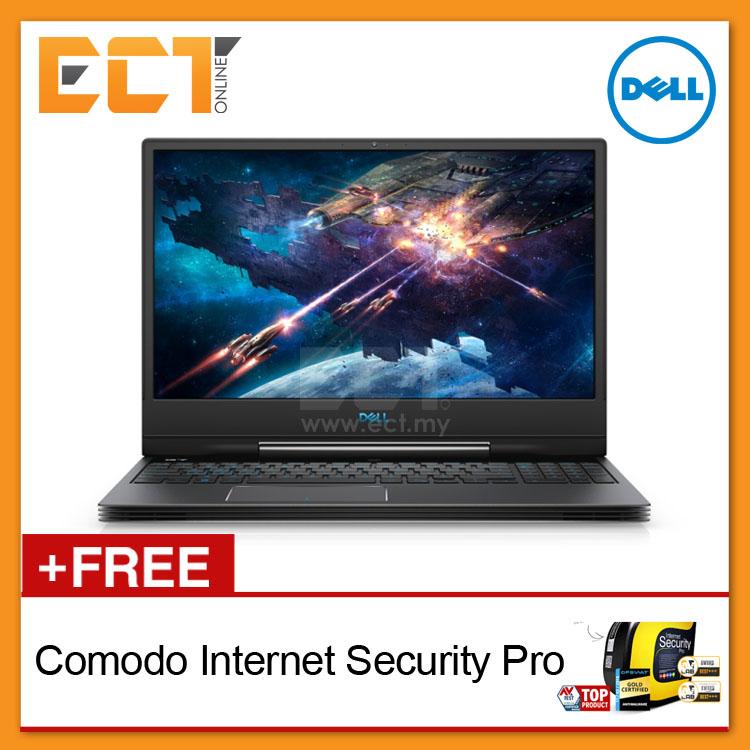Dell G7 15 (7590) G-Series Gaming Laptop (i7-8750H 4 1Ghz,1TB+256GB  SSD,16GB,G