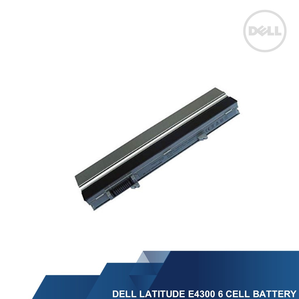 DELL GENUINE LATITUDE E4300 6 CELL LAPTOP BATTERY