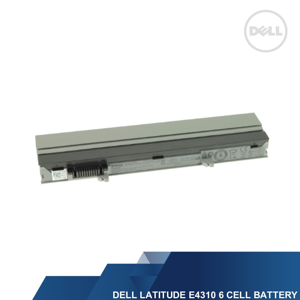 DELL GENUINE LATITUDE E4310 6 CELL LAPTOP BATTERY